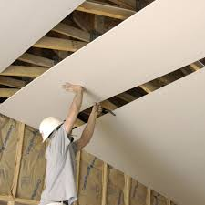 Hanging Drywall On Angled Ceiling by Applications