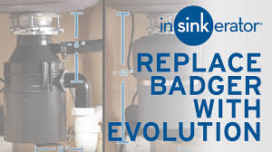 Insinkerator Sink Top Switch Sts So by How To Replace Badger Garbage Disposal With Evolution Compact