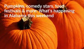 Pumpkin Patch Auburn Al by Pumpkins Comedy Stars Food Festivals U0026 More What U0027s Happening In