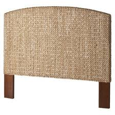 Black Twin Headboard Target by Andres Seagrass Headboard Seagrass Headboard Headboards And Target