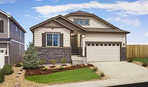 Colorado New Homes for Sale