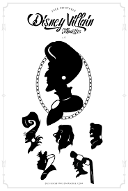 Disney Pumpkin Carving Patterns Villains by Disney Villain Silhouettes V 2 Designs By Miss Mandee