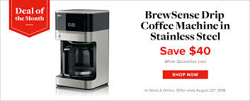 Braun Brewsense At Linen Chest