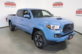 New 2019 Toyota Tacoma 2WD TRD Sport Double Cab Pickup In Escondido ... 12 Perfect Small Pickups For Folks With Big Truck Fatigue The Drive Toyota Tacoma Reviews Price Photos And Specs Car 2017 Sr5 Vs Trd Sport Best Used Pickup Trucks Under 5000 20 Years Of The Beyond A Look Through Tundra Wikipedia 2016 Hilux Unleashed Favored By Militants Worlds V6 4x4 Manual Test Review Driver Heres Exactly What It Cost To Buy And Repair An Old Why You Should Autotempest Blog Think Future Compact Feature Trend