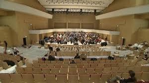 salle de concert lille orchestre national de lille premier concert dans un nouveau