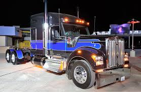 100 Kw Truck Kenworth Unleashes The W990 News