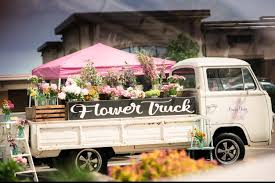 Crazy Daisy Flower Truck