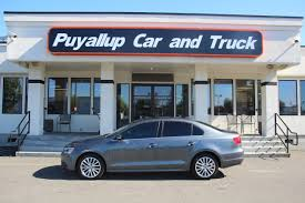 Used One-Owner 2013 Volkswagen Jetta TDI In Puyallup, WA - Puyallup ...
