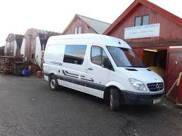 The Sprinter Is Perfect Base For One Of Our Quality Campervan Conversions