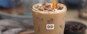 Pumpkin Spice Latte Dunkin Donuts Ingredients by Iced Drinks Dunkin U0027 Donuts
