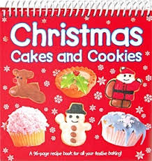 Christmas Cakes And Cookies By Nat Lambert
