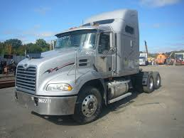 100 Pickup Truck Sleeper Cab 2007 Mack CXN613 Tandem Axle Tractor For Sale By Arthur