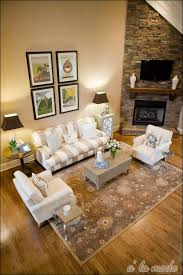 Rectangular Living Room Dining Room Layout by Living Room Wonderful Pictures Of Decorated Fireplaces Furniture