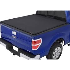 100 F 150 Truck Bed Cover LUND 95872 Tonneau Genesis Elite Triold 20042014 With