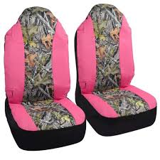 100 Pink Camo Trucks Amazoncom CarsCover Real Seat Covers Maple Forest Tree
