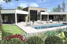 plan de maison contemporaine amazone
