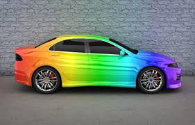How To Choose Colors For A Vehicle Wrap And Truck