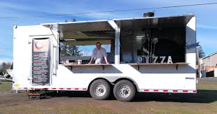 100 Pizza Catering Truck Home