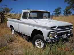 How About Some Pics Of 60-66 Trucks - Page 39 - The 1947 - Present ... 1966 Chevrolet C10 For Sale Hemmings Motor News Car And Trucks Be They A Vintage Hot Rod Historic 1960 Viking 60 Grain Truck Item Az9030 Sold D Heartland Vintage Trucks Pickups Chevy Truck New 1965 Offered For By Gateway 1985 S10 Asheville North Carolina 1962 Gmc Railroad Rare Crew Cab Pick Up Youtube Which Country Star Are You Baby Blue 72 Chevy Babies 2017 Silverado Hd Duramax Diesel Drive Review Car 195558 Cameo The Worlds First Sport How About Some Pics Of 6066 Page 132 1947 Present