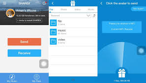 Download SHAREit For Mac iPhone and iPad Insetup