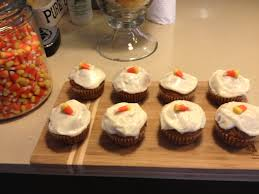 Ina Garten Foolproof Pumpkin Cupcakes by October 2013 Cooking With Candi