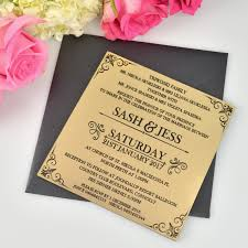 Printed Wedding Invites Perth
