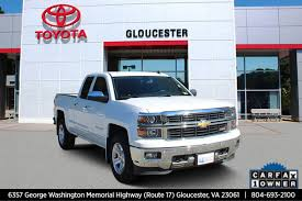 100 Used Trucks For Sale In Va By Owner PreOwned 2014 Chevrolet Silverado 1500 LTZ Extended Cab Pickup In