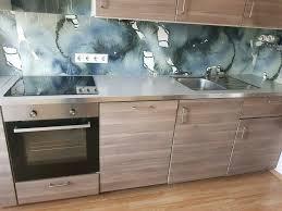 ikea küche ikea kitchen inkl elektrogeräte 4 jahre alt