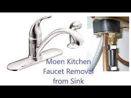 Moen Kitchen Faucet Repair Diagram Moen Circa 2008 Kitchen Faucet Removal