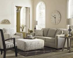 Living Room Rustic Modern Decor Brown Wooden Laminate Creenza White Painted Wall Square End