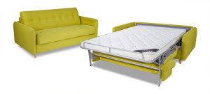 canapé convertible pour y dormir tous les jours la maison