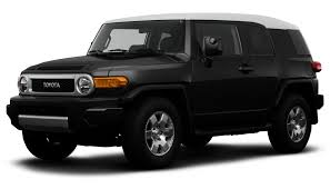 Amazon.com: 2008 Toyota FJ Cruiser Reviews, Images, And Specs: Vehicles