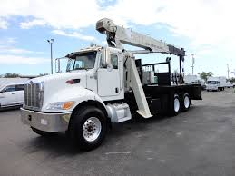 100 National Boom Truck 2008 Used Peterbilt 340 60FT MAX BOOM WITH 40K LIFT NATIONAL 649E2