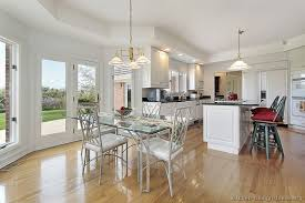 Kitchen Soffit Design Ideas by Pictures Of Kitchens Traditional White Kitchen Cabinets Page 6