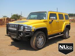 100 H3 Hummer Truck HUMMER SUV Nuco Auctioneers