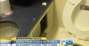 Does Amtrak Trains Have Bathrooms by Over 500 Amtrak Train Passengers Stranded For Up To 14 Hours In