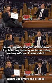 Hey Jimmy Kimmel Halloween Candy 2010 by You Need To Watch Justin Timberlake And Jimmy Fallon Play The Bff