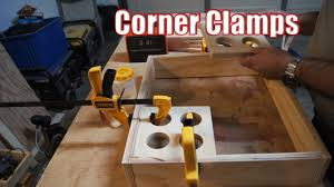 Making Corner Clamps