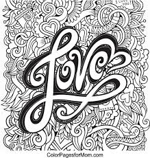 Doodles 37 Coloring Page