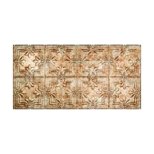 2 x 4 bronze pvc ceiling tiles ceilings the home depot