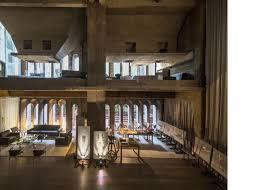 100 Ricardo Bofill And La Fabrica Studio In A Former Cement