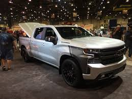 100 Chevy Silverado Truck Parts 2019 RST Concept Medium Duty Work Info