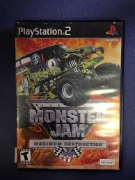 Best Ps2 Game - Monster Jam - Maximum Destruction - $6 For Sale In ... Monster Truck Destruction Game App Get Microsoft Store Record Breaking Stunt Attempt At Levis Stadium Jam Urban Assault Nintendo Wii 2008 Ebay Tour 1113 Trucks Wiki Fandom Powered By Sting Wikia Pc Review Chalgyrs Game Room News Usa1 4x4 Official Site Used Crush It Swappa