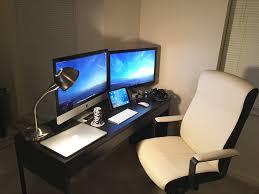 Imac Monitor Desk Mount by New Imac 5k Setup Might Need A Bigger Desk Macsetups
