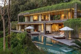 100 Chameleon House Concrete House In Singapore Surrounded By Greenery