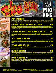 Pho King Food Truck Menu 4 Guys Food Truck On Twitter Tomorrow Is Phofriday Well Have Related Image Mobile Fooddrinkdessert Pinterest Bakeries June 1st Triangle News The Wandering Sheppard Wa Da Pho Now Serving Up Asian Fusion In A Eater Vegas What Do Local Toronto Businses Think Of Food Trucks Good U Southwest Florida Forks Worlds Largest Festival Ever King Youtube Bite And Switch Nomenal Dumplings Curbside Pho Orange County Trucks Roaming Hunger Restaurant Road Trip 30pho To Go The Only Vietnamese