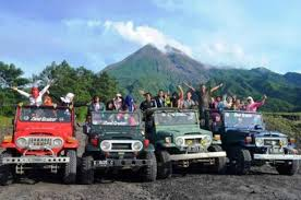 Merapi Volcano And Jomblang Cave Tour From Yogyakarta Indonesia Asia