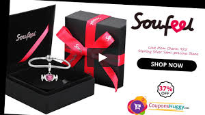 Get Perfect Mother's Day Gift With SOUFEEL Coupons ... Soufeel Discount Code August 2018 Sale New Glam Charms For My Soufeel Cybermonday Up To 90 Off Starts From 399 Personalized Jewelry Feel The Love Amazoncom Soufeel April Birthstone Charm White 925 Coupon Promo Codes Discounts Couponbre My New Charm Bracelet From Yomanchic Build An Amazing Bracelet With Here We Go Crafty Moms Share Review Mommy Time 20 Off Coupon Is Here Milled Happy Anniversary Me Giveaway