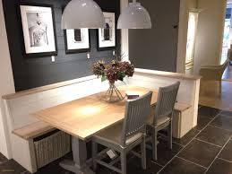 Dining Table With Bench Seats Unique Luxury Built In Seat Kitchen Home Design