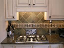 granite and tile combinations cool kitchen backsplash ideas with